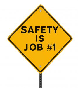 Road Safety is Job #1