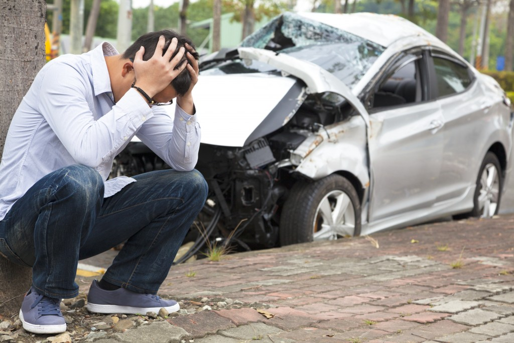 Distracted Motorists Cause Motorbike Accidents